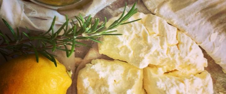 Labneh recipe – yoghurt cheese
